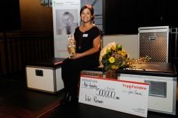 Modtager af Tine Bryld Prisen 2013: Flora Ghosh, LivaRehab