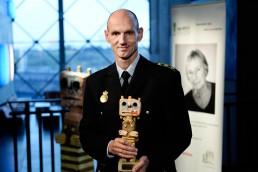 Modtager af Tine Bryld Prisens særpris: Rud Ellegaard